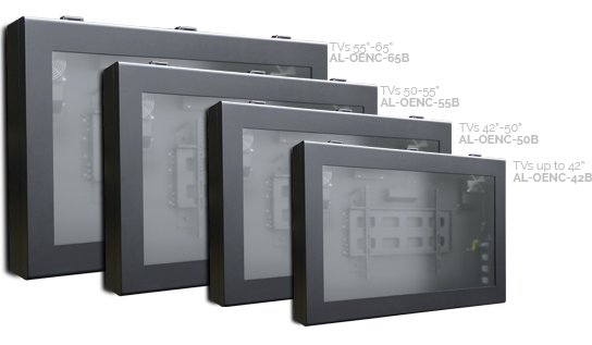 Outdoor Tvs And Tv Enclosures For